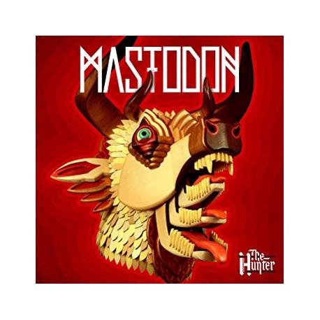 "MASTODON ""The Hunter"" CD"