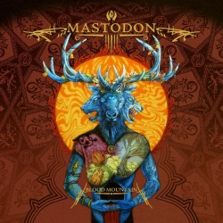 "MASTODON ""Blood Mountain"" CD"