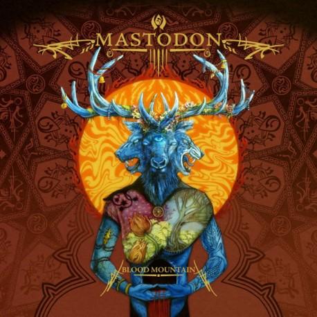 """MASTODON """"Blood Mountain"""" CD"""