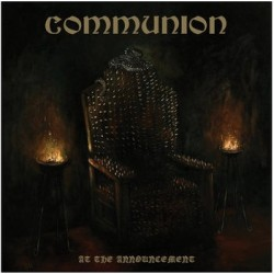 "COMMUNION ""At The Announcement"" CD"