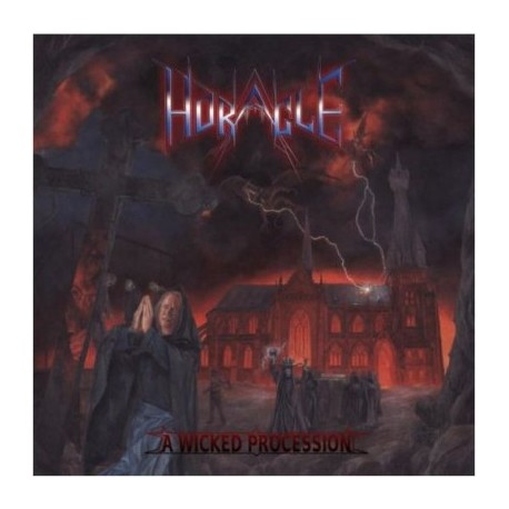 "HORACLE ""A Wicked Procession"" CD"