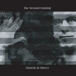"CHURCH OF MISERY ""The Second Coming"" CD"