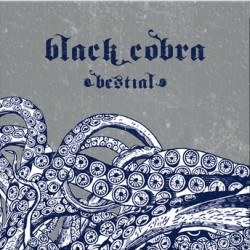 "BLACK COBRA ""Bestial"" CD"