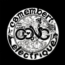 "GONG ""Camembert Electrique"" CD"