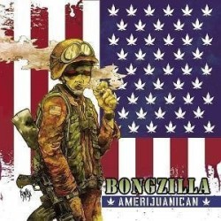 "BONGZILLA ""Amerijuanican"" CD"