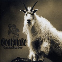 "GOATSNAKE ""Trampled Under Hoof"" CD"