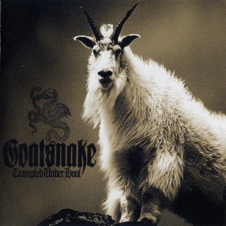 """GOATSNAKE """"Trampled Under Hoof"""" CD"""