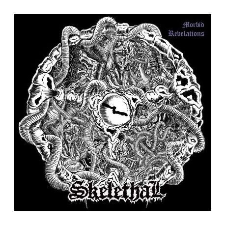 "SKELETHAL ""Morbid Revelations"" CD"