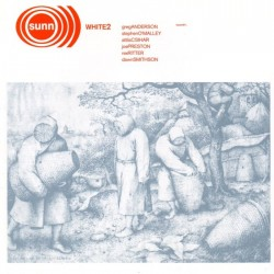 "SUNN O))) ""White2"" CD"