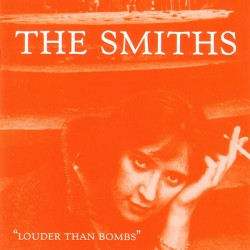 "THE SMITHS ""Louder Than Bombs"" CD"