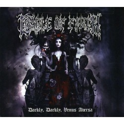 "CRADLE OF FILTH ""Darkly, Darkly, Venus Aversa"" CD"