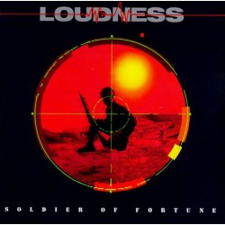 "LOUDNESS ""Soldier of Fortune"" CD"