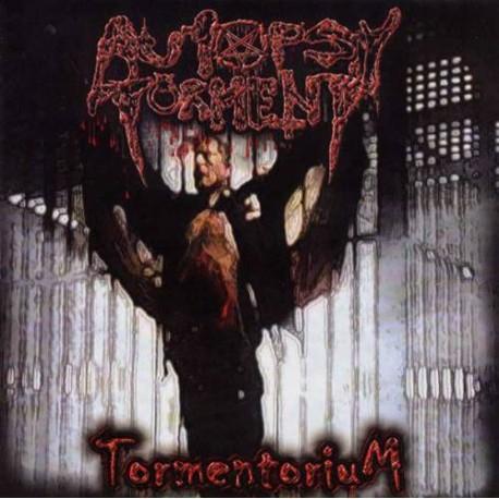 """AUTOPSY TORMENT """"Tormentorium"""" CD"""