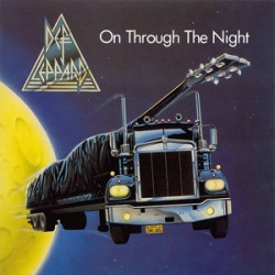 "DEF LEPPARD ""On Through the Night"" CD"