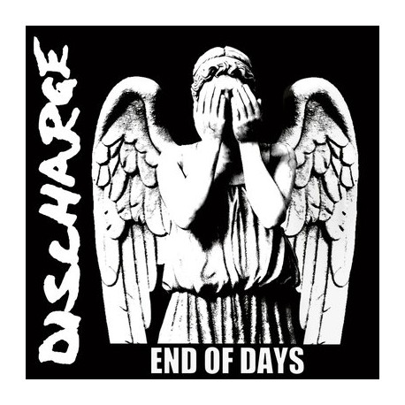 "DISCHARGE ""End of Days"" CD"