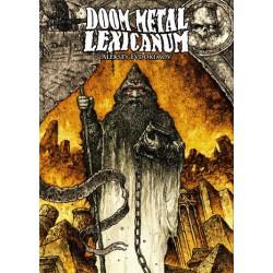 DOOM METAL LEXICANUM - Livre