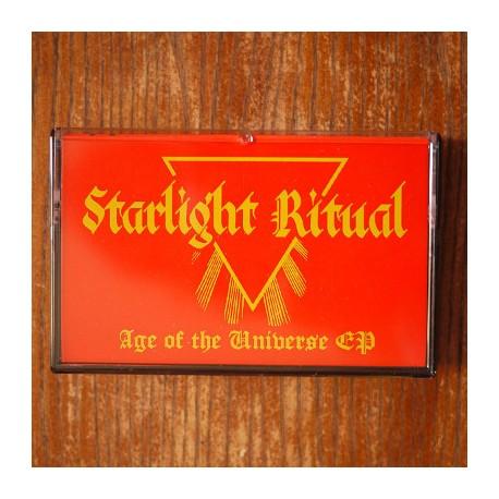 """STARLIGHT RITUAL """"Age of the Universe"""" Tape"""