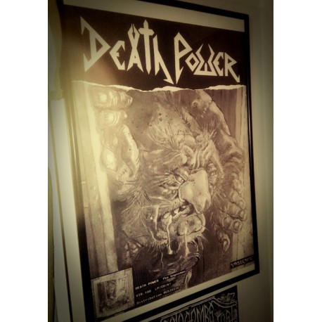DEATH POWER - Poster