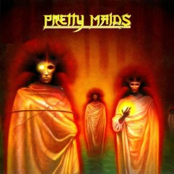 "PRETTY MAIDS ""S/T"" LP"