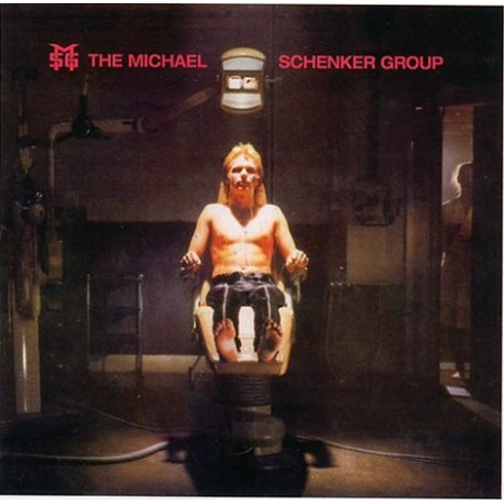 "MSG ""The Michael Schenker Group"" LP"