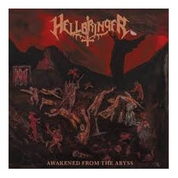 "HELLBRINGER ""Awakened from the Abyss"" CD"