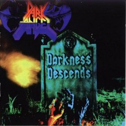 "DARK ANGEL ""Darkness Descends"" LP"