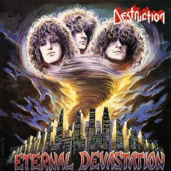 "DESTRUCTION ""Eternal Devastation"" LP"