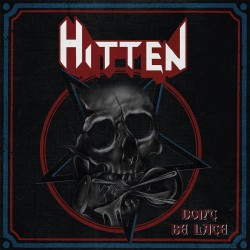 "HITTEN ""Don't Be Late"" 7""EP"
