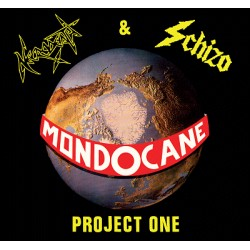 "NECRODEATH / SCHIZO ""Mondocane: Project One"" CD"
