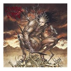 "CANNIBAL CORPSE ""Bloodthirst"" CD"