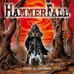 "HAMMERFALL ""Glory To The Brave"" CD"