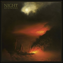 "NIGHT ""Raft of The World"" CD"