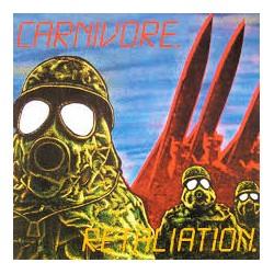 """CARNIVORE """"Retaliation"""" CD"""