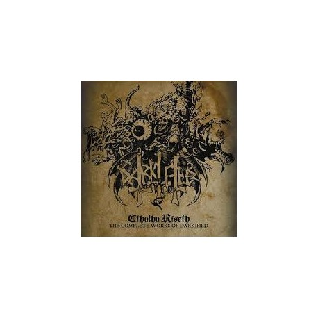 "DARKIFIED ""Cthulhu Riseth"" CD"