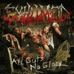 "EXHUMED ""All Guts, No Glory"" CD"