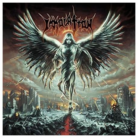 "IMMOLATION ""Atonement"" CD"