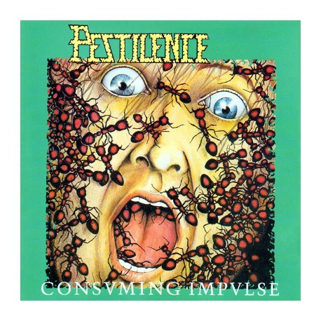 "PESTILENCE ""Consuming Impulse"" 2xCD"