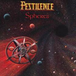 """PESTILENCE """"Spheres"""" 2xCD"""