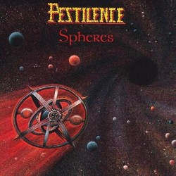 "PESTILENCE ""Spheres"" 2xCD"