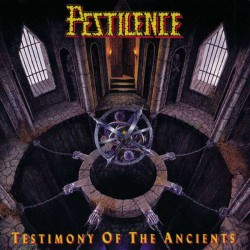"PESTILENCE ""Testimony of the Ancients"" K7"