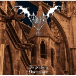 """MORTEM """"De Natura Daemonum"""" LP"""