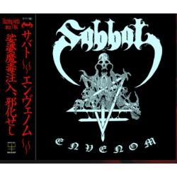 "SABBAT ""Envenom"" CD"