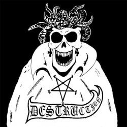 "DESTRUCTION ""Bestial Invasion of Hell"" LP"