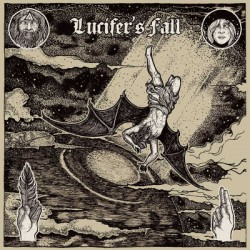 "LUCIFER'S FALL ""S/T"" LP"