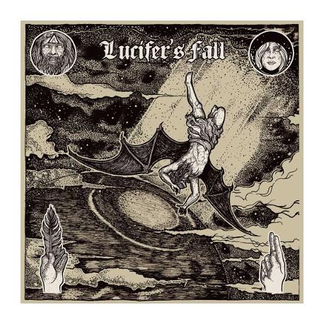 """LUCIFER'S FALL """"S/T"""" LP"""
