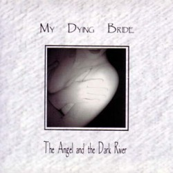 "MY DYING BRIDE ""As The Flower Withers"" LP TEST-PRESSING"