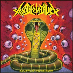 """TOXIC HOLOCAUST """"Chemistry of Consciousness"""" CD"""
