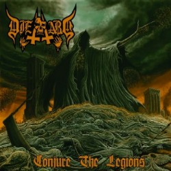 "DIE HARD ""Conjure The Legions"" CD"