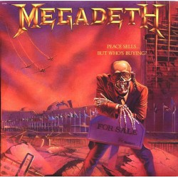 "MEGADETH ""Peace Sells...But Who's Buying?"" CD"