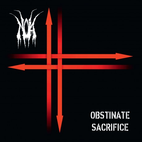 "NOIA ""Obstinate Sacrifice"" CD"